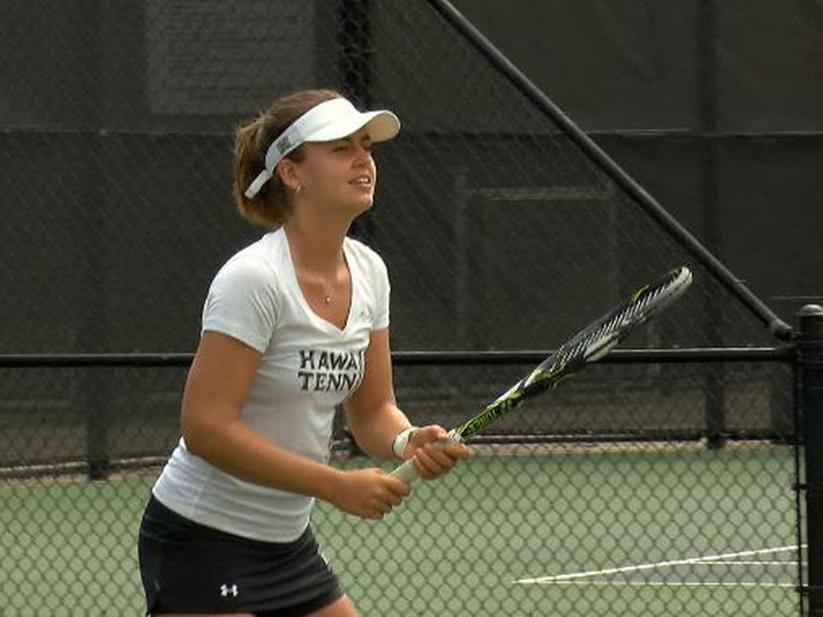 Petra Melounova eyes NCAA tournament