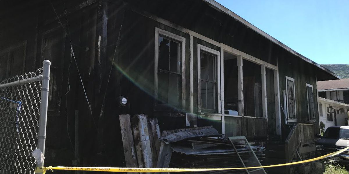 Fire officials wrap up Nuuanu house fire investigation