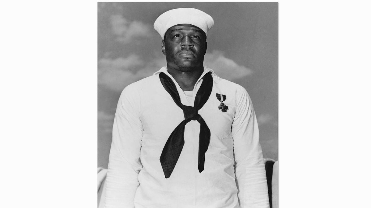 U.S. Navy to honor mess attendant who became a civil rights inspiration