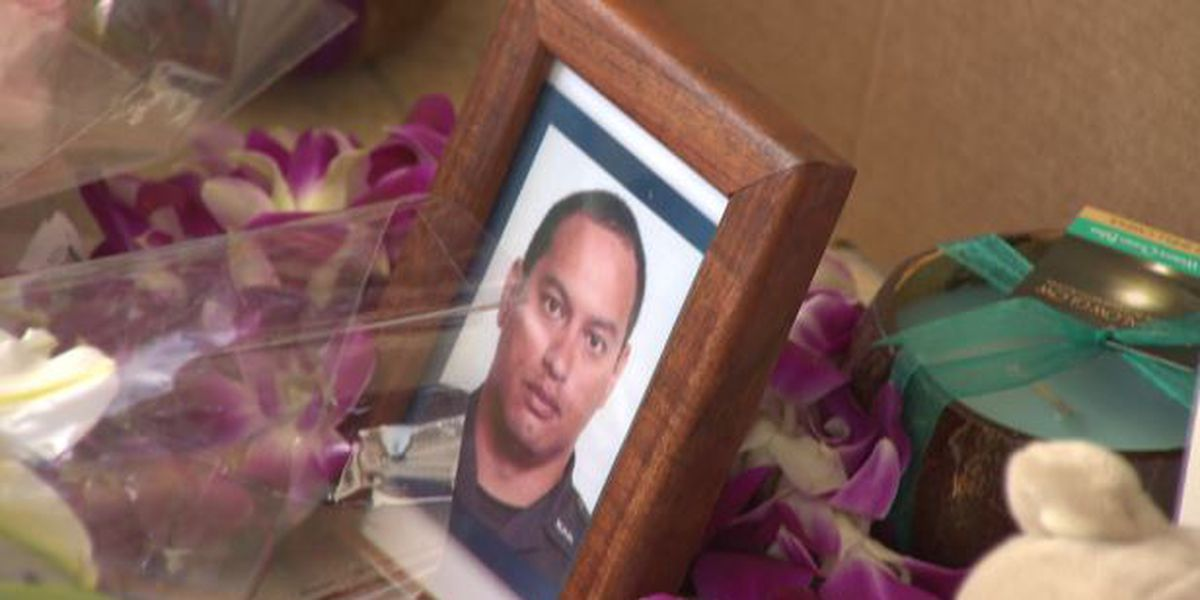 A legacy of service: 2 officers killed in Diamond Head shooting remembered