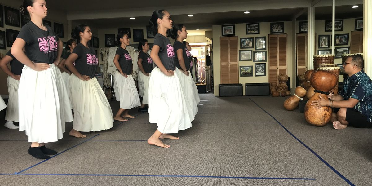 It's the call every halau dreams of: The invitation to participate in Merrie Monarch