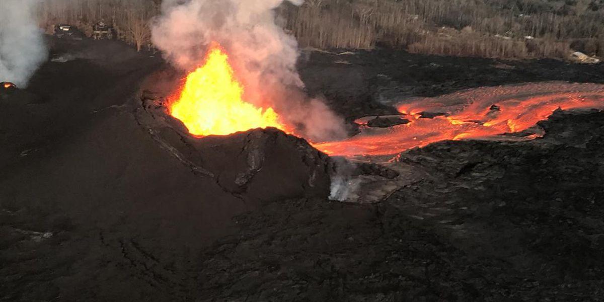 Kilauea tops list of 'very high threat' volcanoes across US