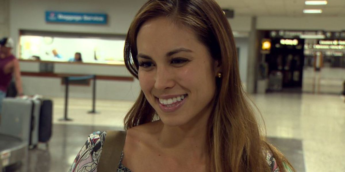 Miss Hawaii USA back in islands after first runner-up finish at national pageant
