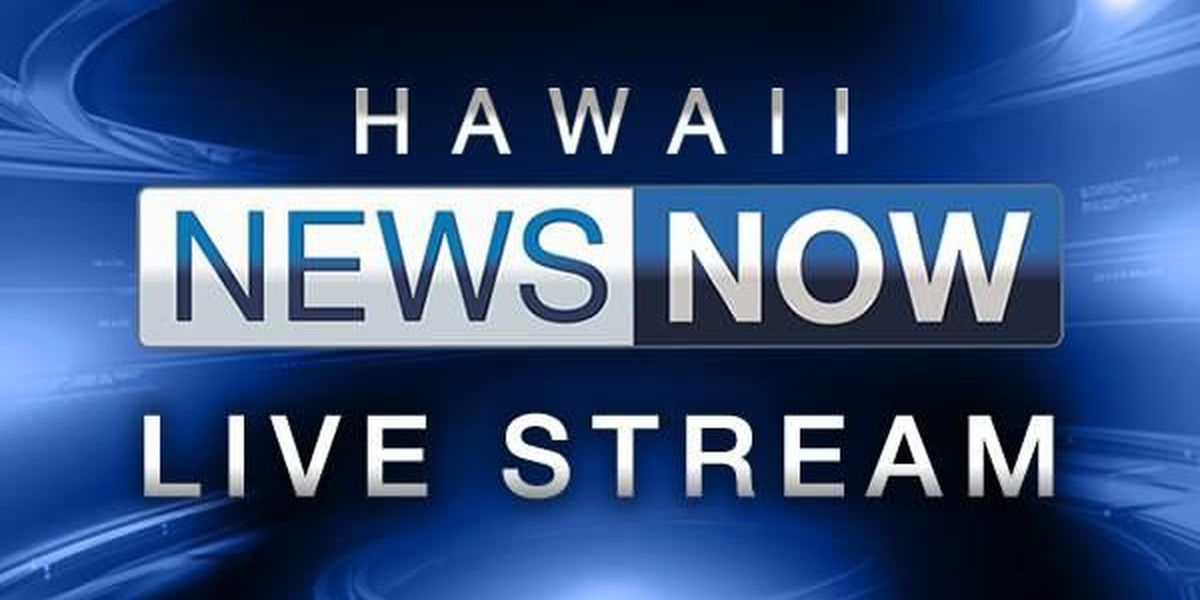 Watch: High surf advisory prompts some beach closures; Guy Hagi's forecast at 5