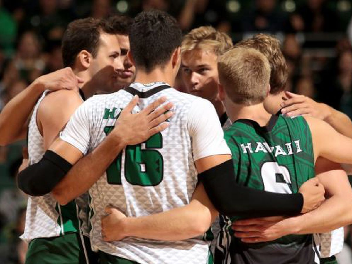 No. 1 Hawaii holds off Lewis to remain unbeaten
