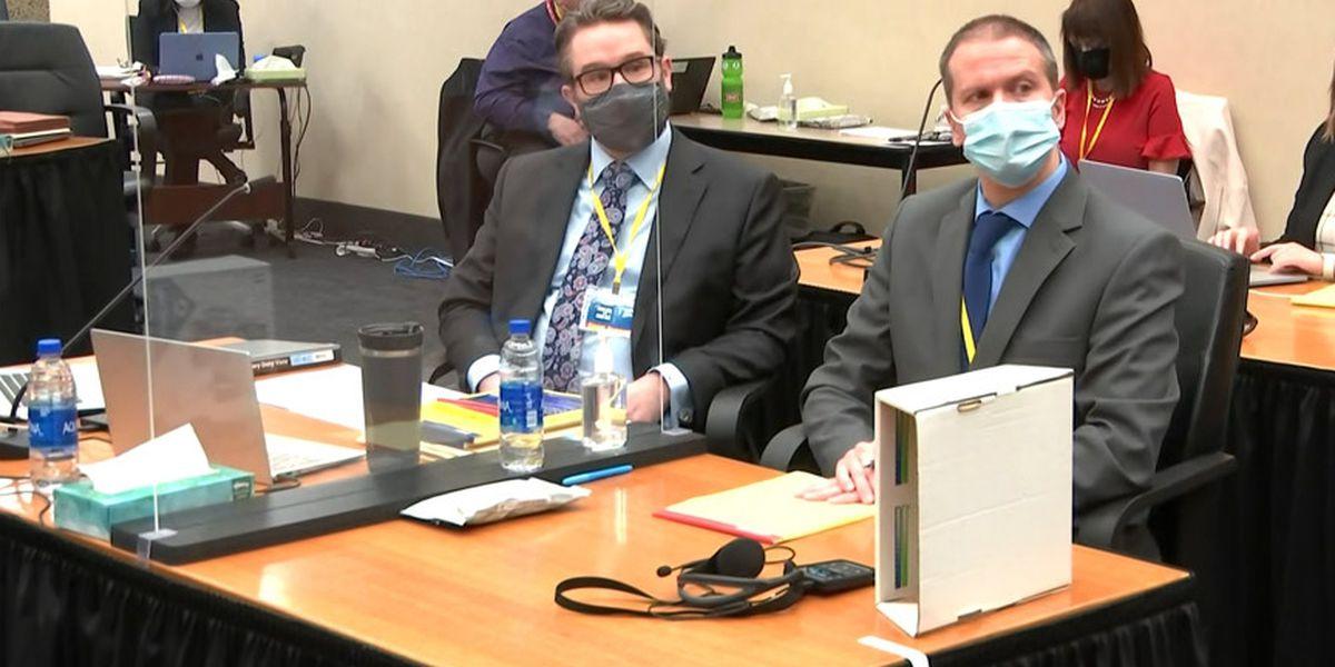 LIVE: Chauvin trial expert blames George Floyd's death on heart rhythm problem
