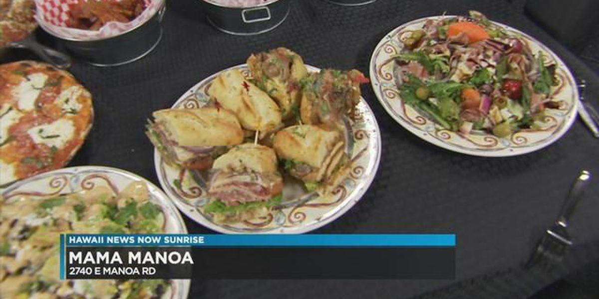 New restaurant in Manoa celebrates local athletes