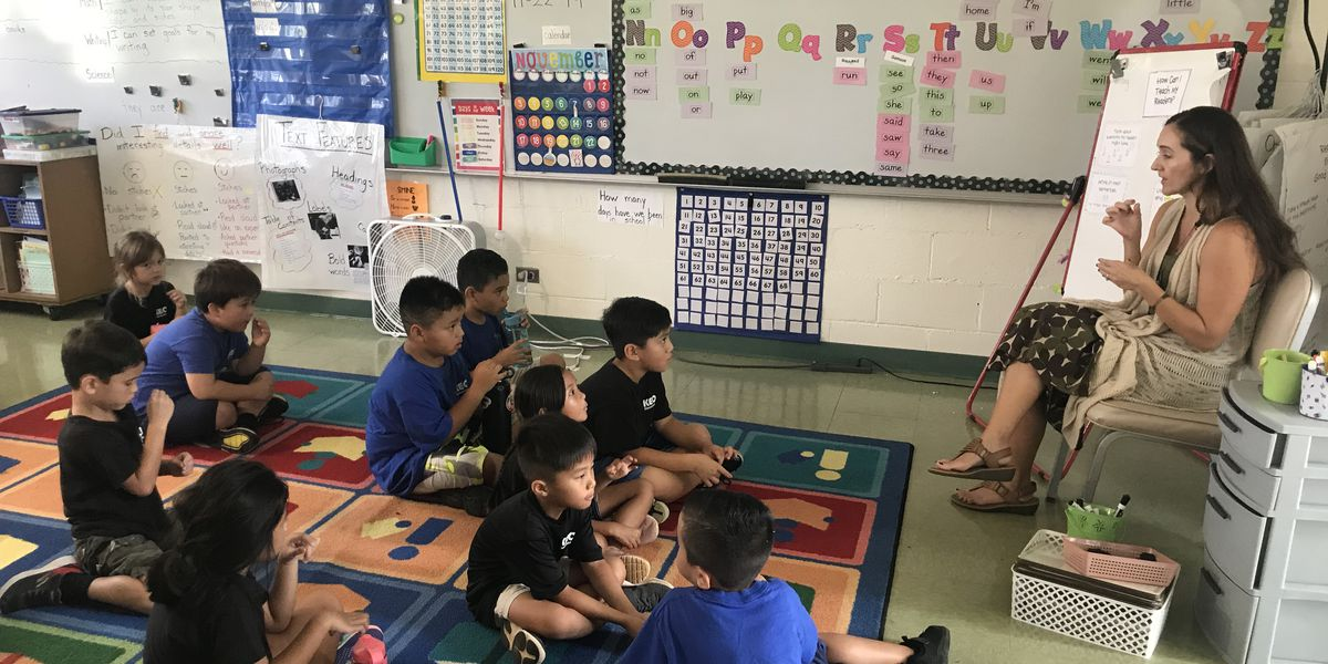A Windward Oahu school grapples with an uncertain future