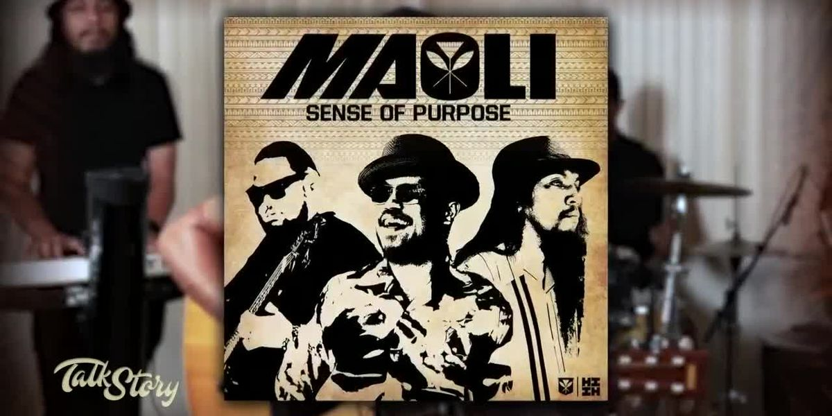 Glenn Awong of Maoli shares the inspiration behind their Reggae Album of The Year: Sense of Purpose on Talk Story