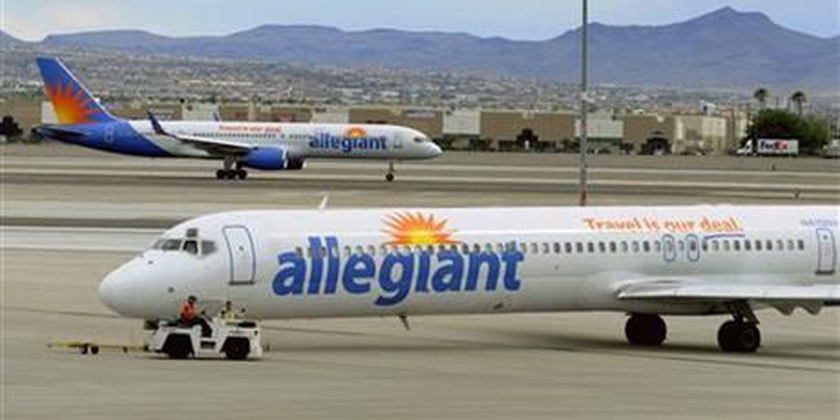 Allegiant Air computer system outage delays flights nationwide