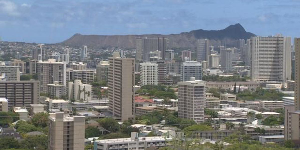 Report: In Honolulu, $40K salary now considered 'very low income'