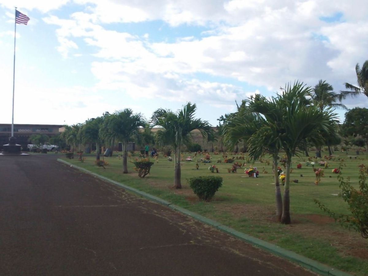 Thousands in federal funds set aside for Kauai's Veterans Cemetery