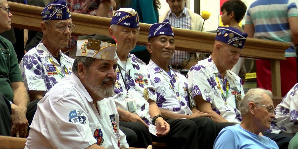 House honors Vietnam War veterans in new national holiday