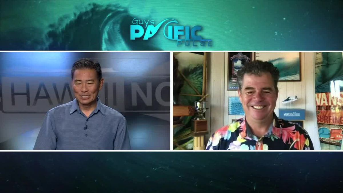Pacific Pulse: WSL on plans to start 2021 season in Hawaii