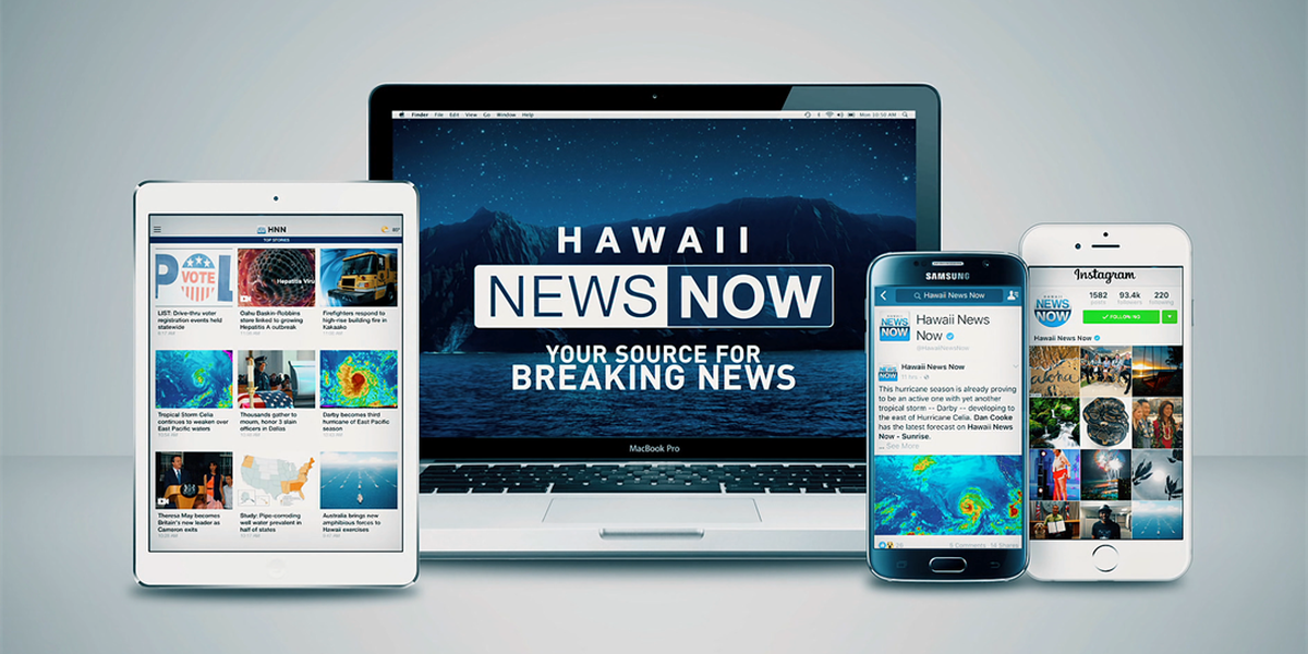 Download Hawaii News Nows Mobile App