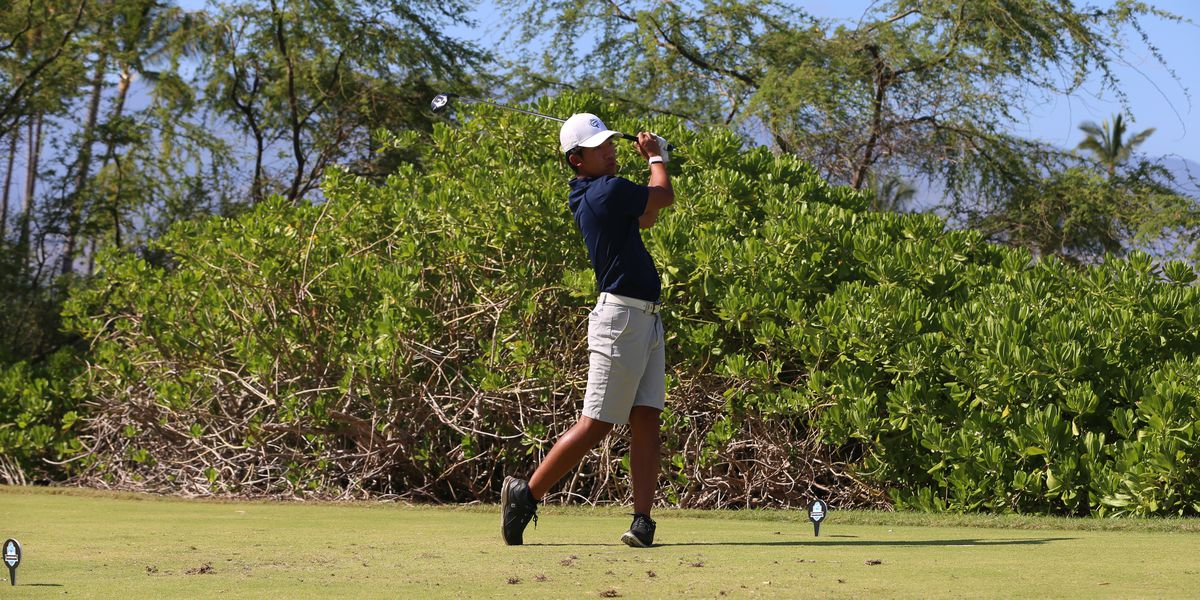 Hawaii Pacific's Keita Okada to represent Sharks golf in NCAA Division II Regional Tournament