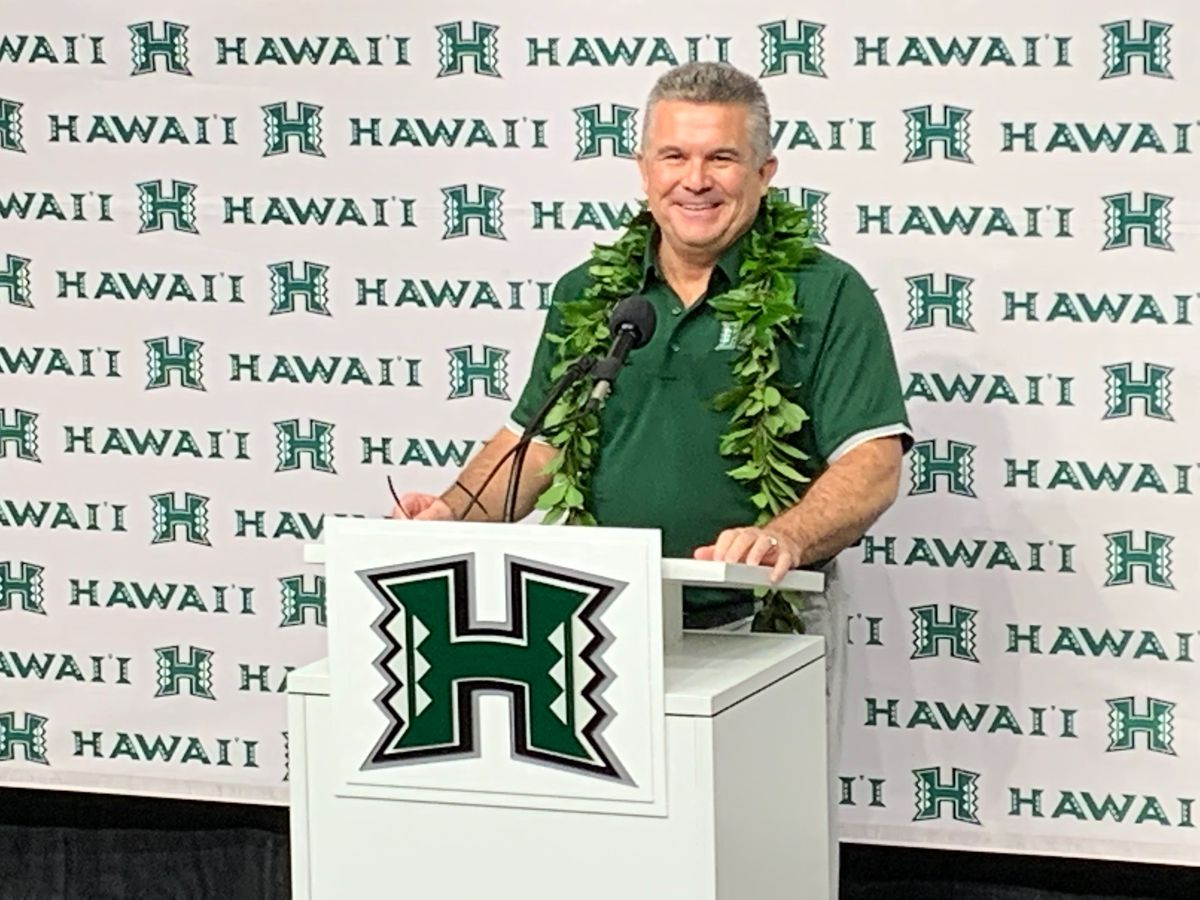 Former ASU football coach Todd Graham says he's 'humbled' to be hired as head coach at Hawaii
