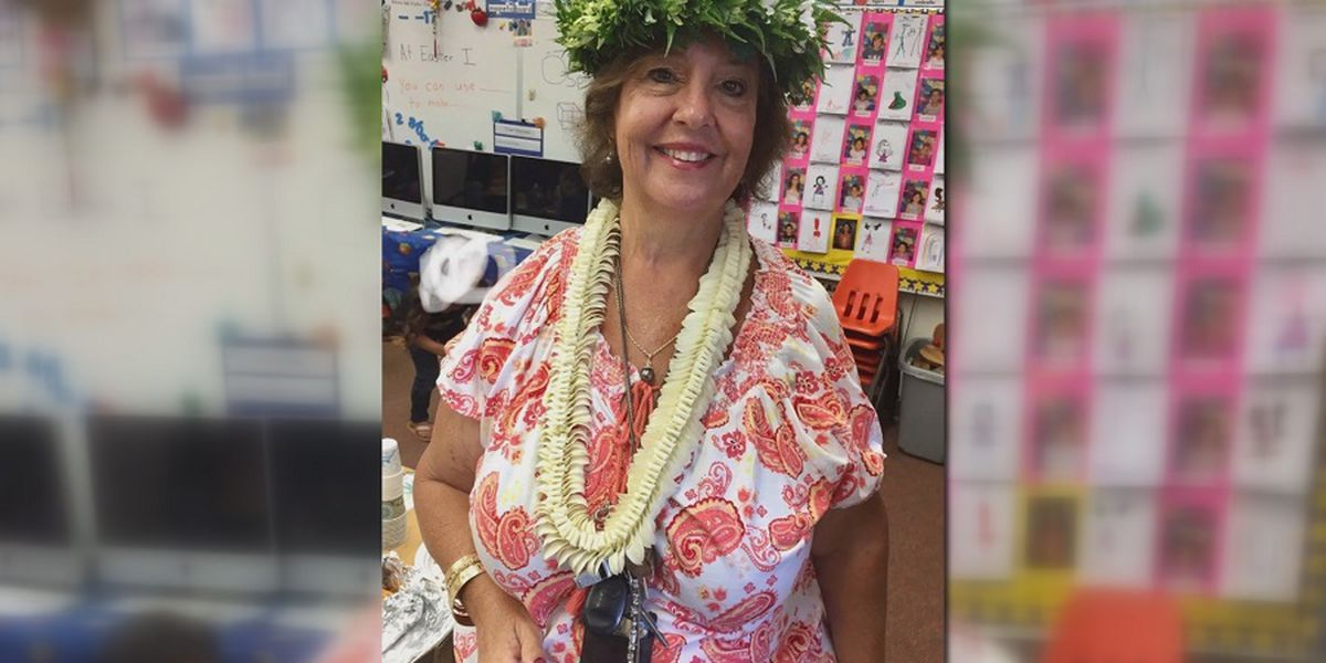 Maui community rallies around long-time teacher put on leave by the DOE
