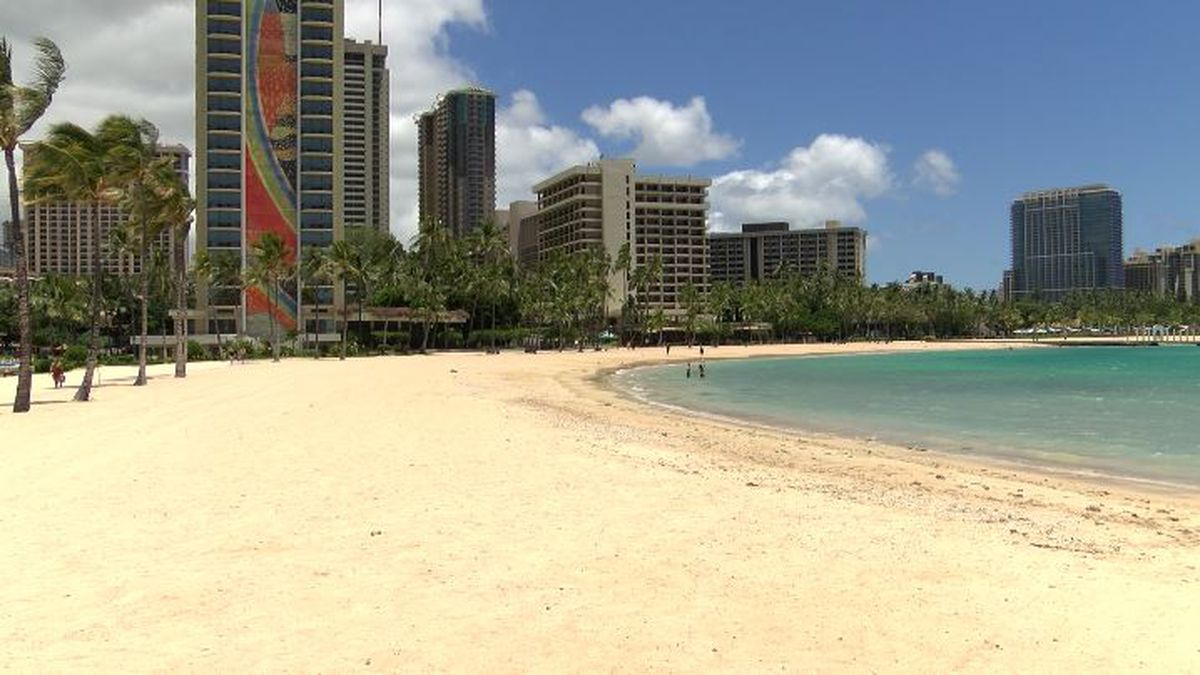With donations, nonprofit puts homeless families up in Waikiki hotels