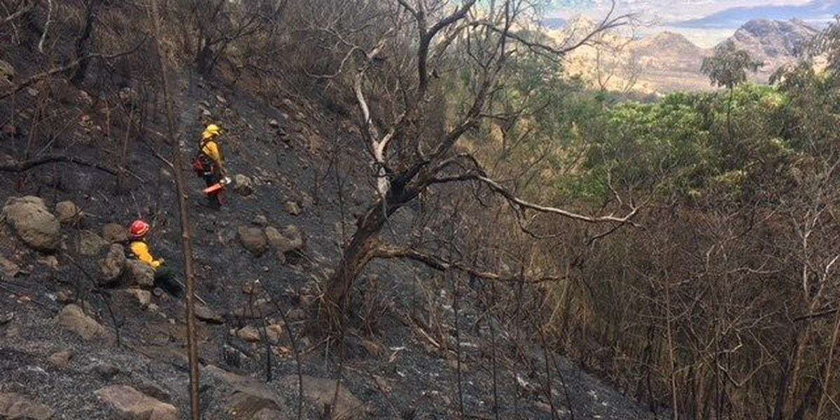 Recent wildfires burn through state's fire response budget
