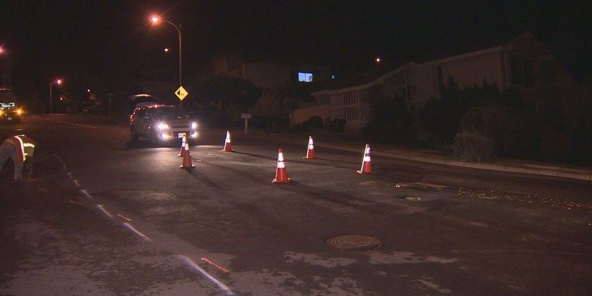 Hawaii Kai residents affected by main break asked to conserve water
