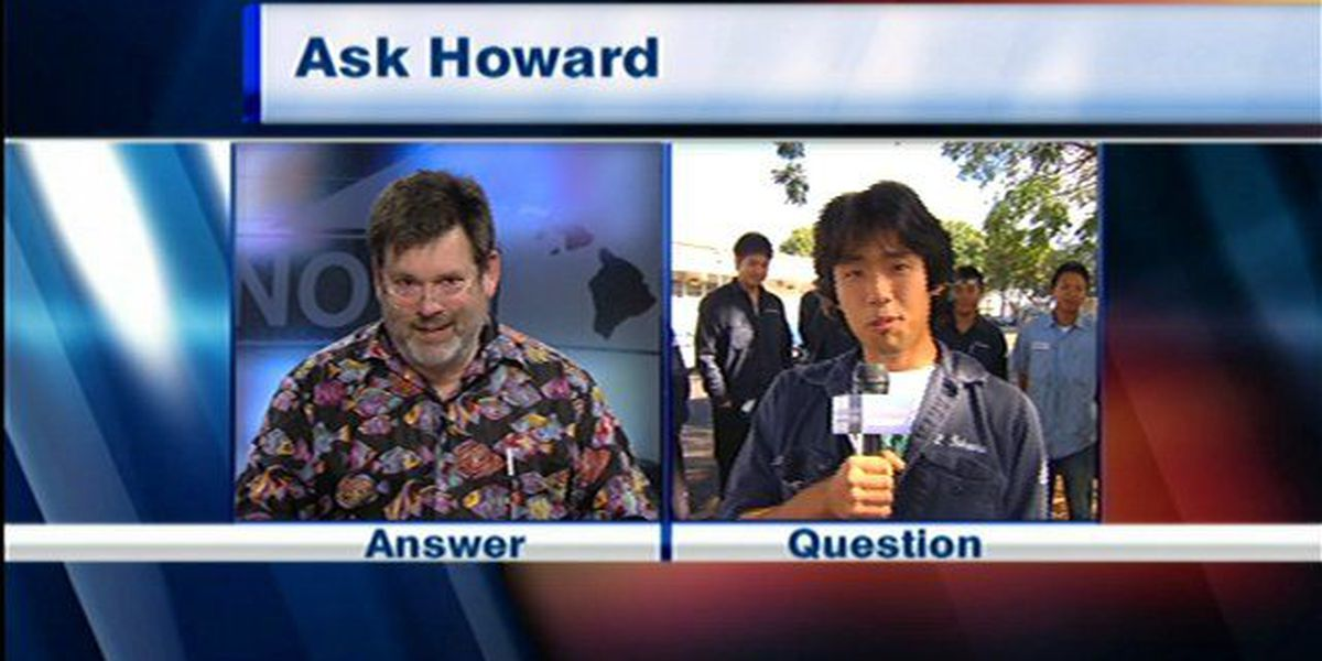 Ask Howard: March 17, 2010
