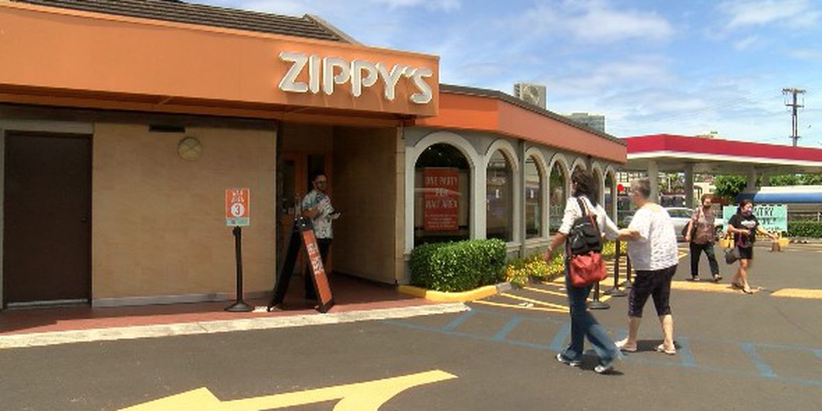 Zippy's begins to resume dine-in service as company struggles with revenue loss
