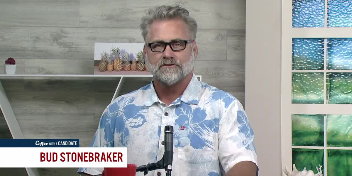 Coffee with a Candidate: Bud Stonebraker, Candidate for Honolulu Mayor