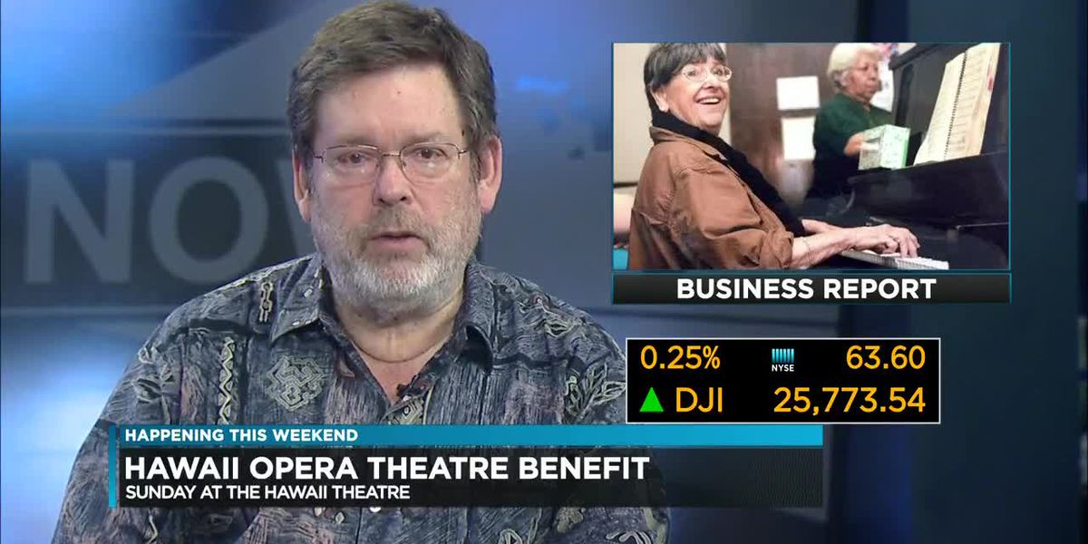 Business Report: Hawaii Opera Theater, Maui brewers, Kaiser hospital chef