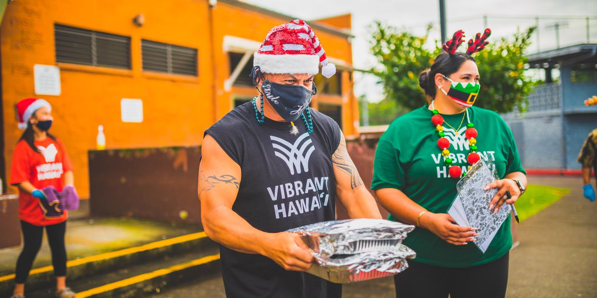 Big Island initiative works to create community hubs to support residents during COVID