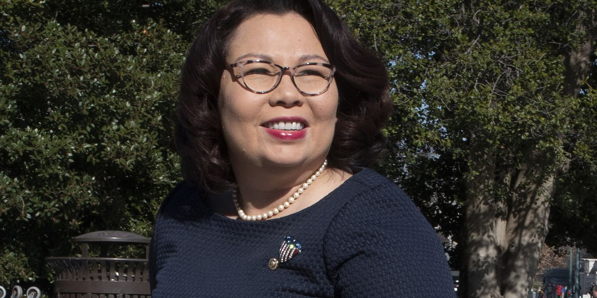 Tammy Duckworth shares stories of life in Hawaii, career in new memoir