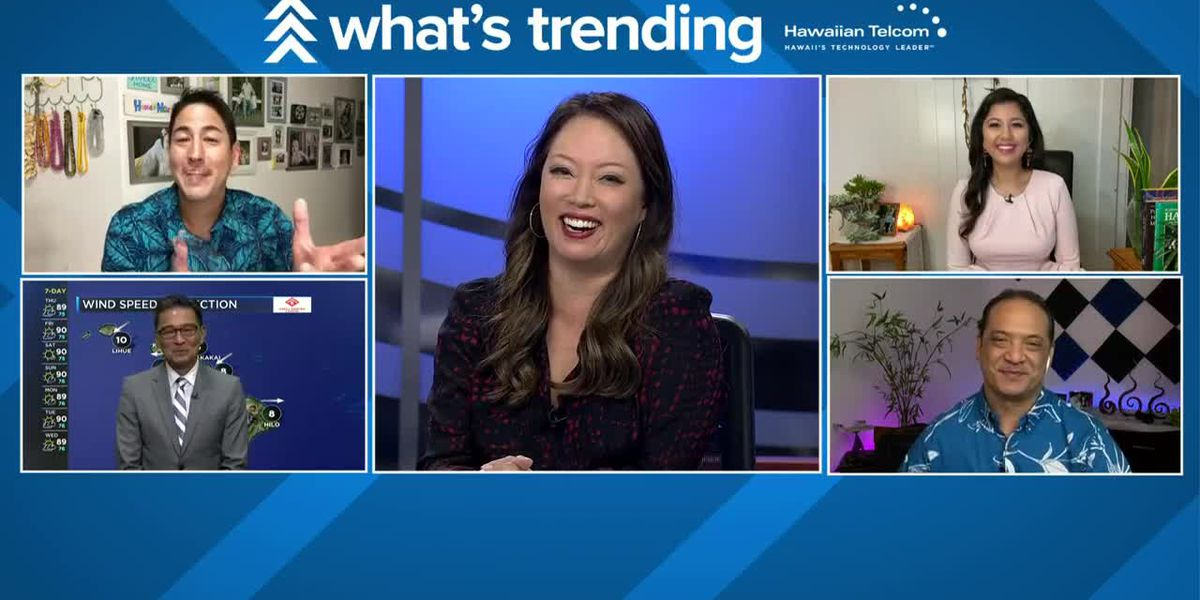 What's Trending: Catchy Japanese word for eating