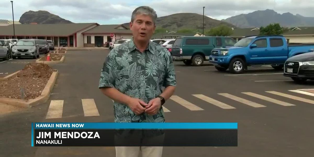 Nanakuli Village Center nears completion as precedent setting project