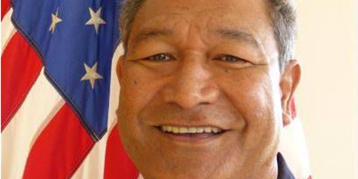 Maui Police Chief Tivoli Faaumu gets emotional during final day