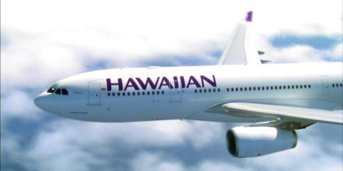 Hawaiian Airlines joins international climate change study