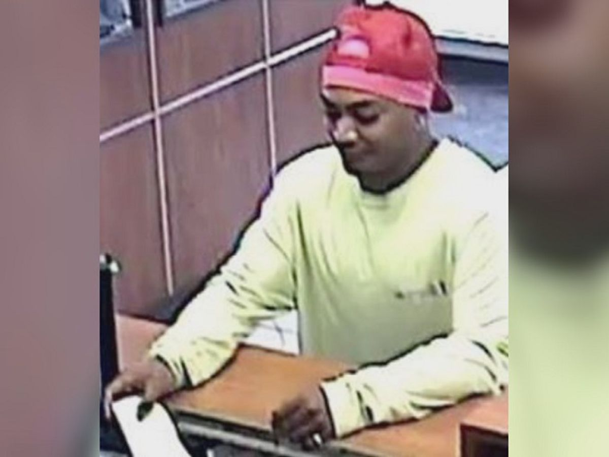 Fingerprints, tips from public help lead to arrest of suspected bank robber