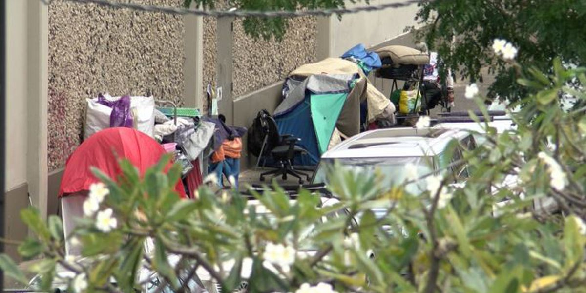 42 sweeps in 90 days and still volatile encampment plagues neighborhood