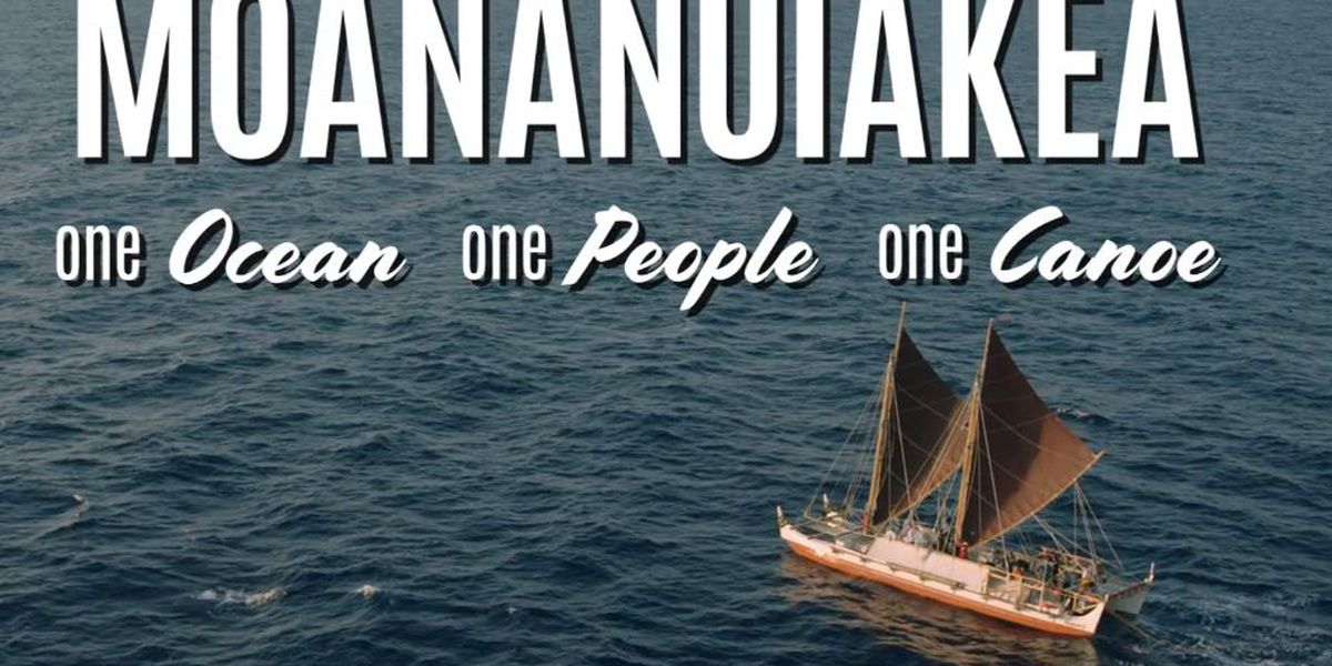 Documentary of Hokulea worldwide journey to close out Hawaii film festival