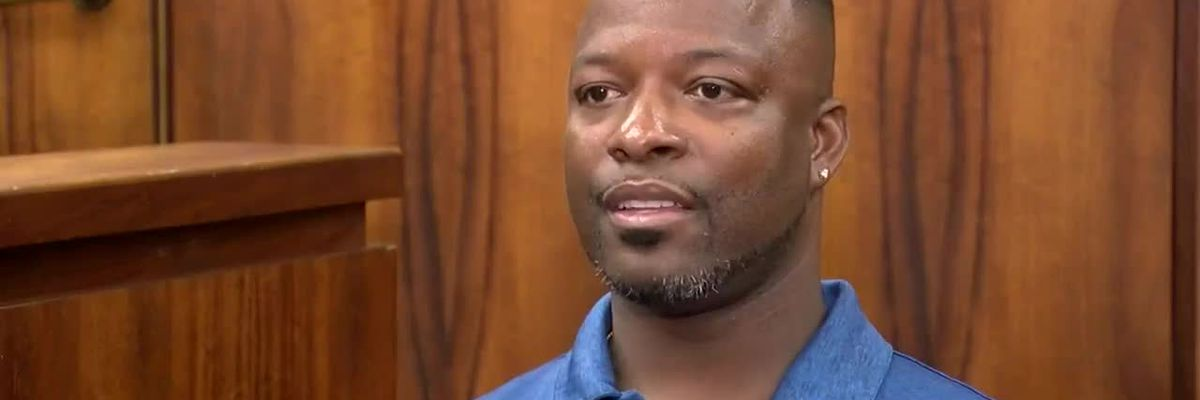 In first televised interview, man wrongly imprisoned for sex assault describes fight to clear his name