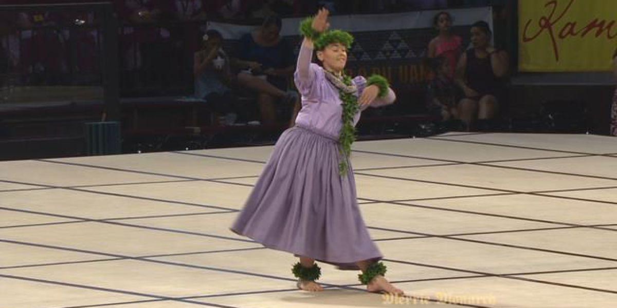 2018 Miss Aloha Hula - Kahiko: Ecstasy Jetta Laverne Kamakalikolehua Ligon