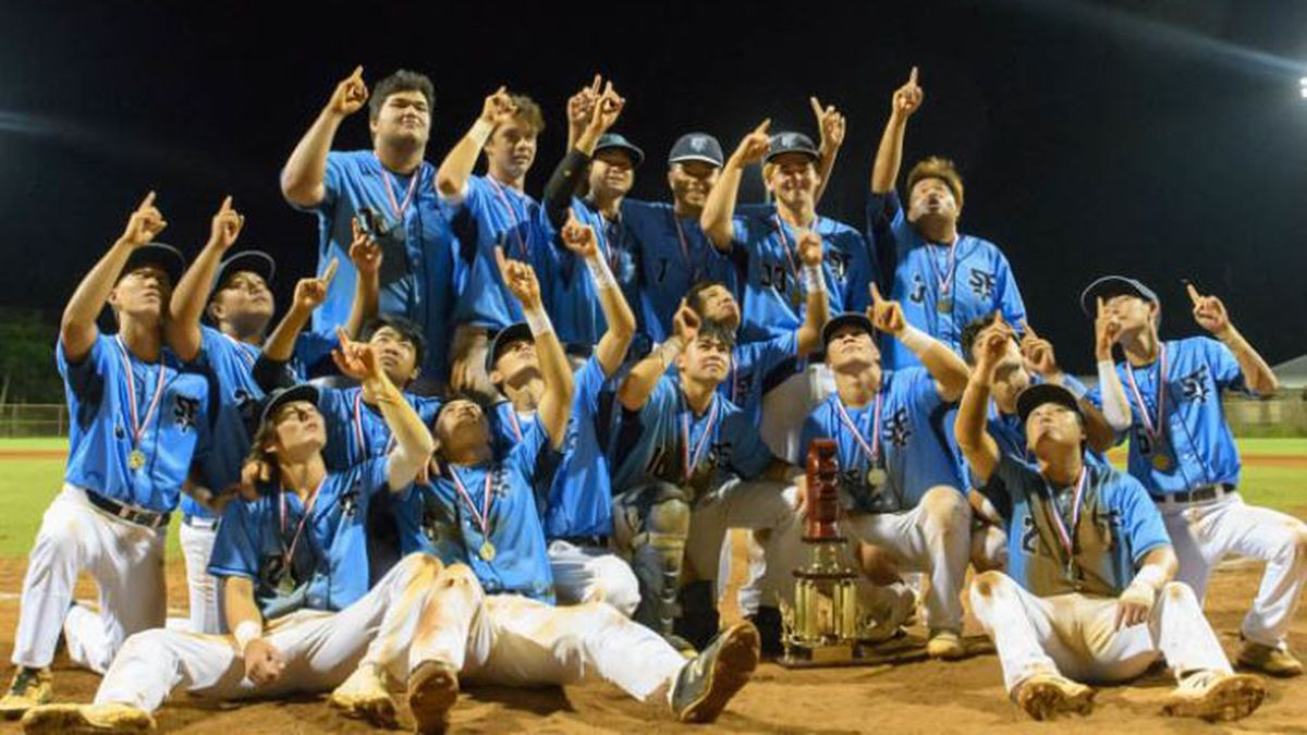 Saint Francis ends season on high note with DII state title win over Waimea