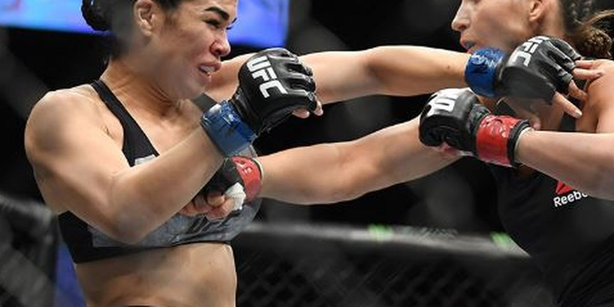 Waianae's Ostovich set to fight VanZant at UFC on ESPN+ 1