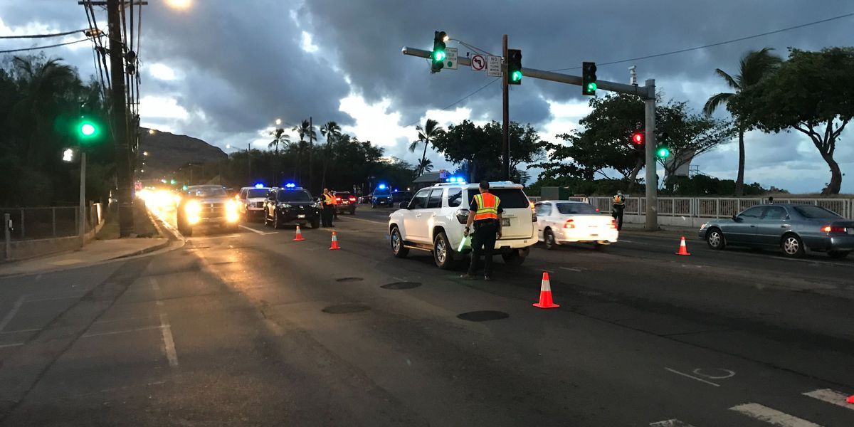 Man dead following pedestrian crash in Nanakuli