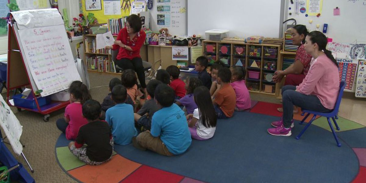 State to provide free prekindergarten education to qualifying families