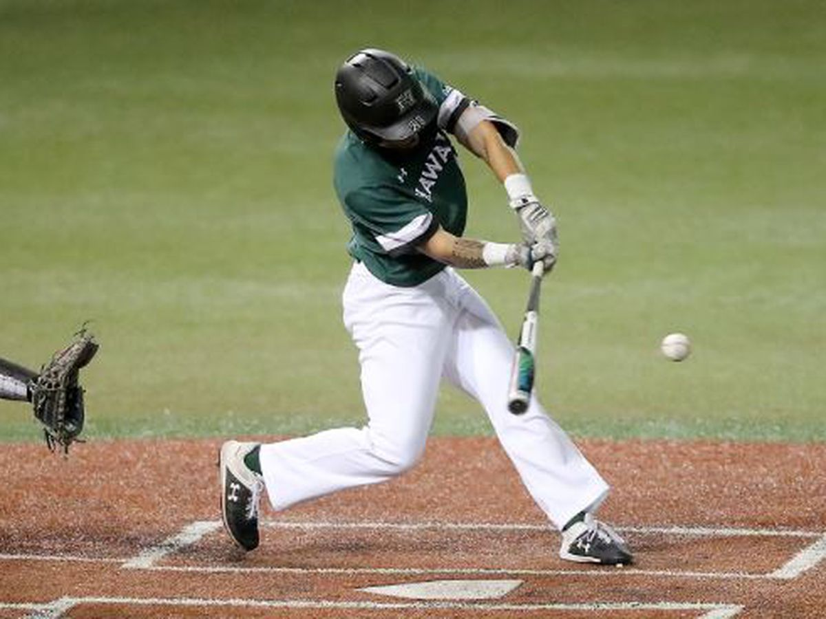 9th inning comeback not enough for Hawaii in 6-5 loss to Ohio State