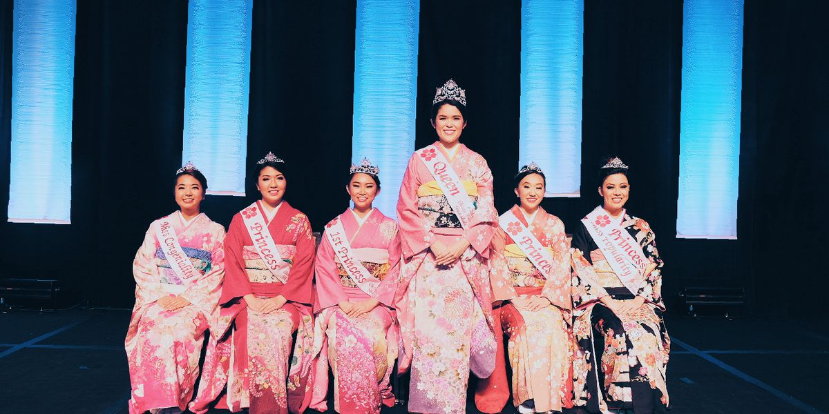 Hawaii attorney crowned 67th Cherry Blossom Festival Queen