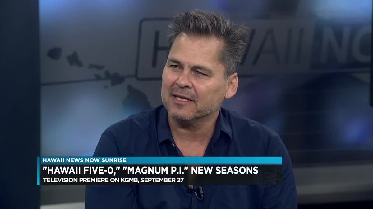Interview: Peter Lenkov on Hawaii Five-0 & Magnum P.I. New Seasons