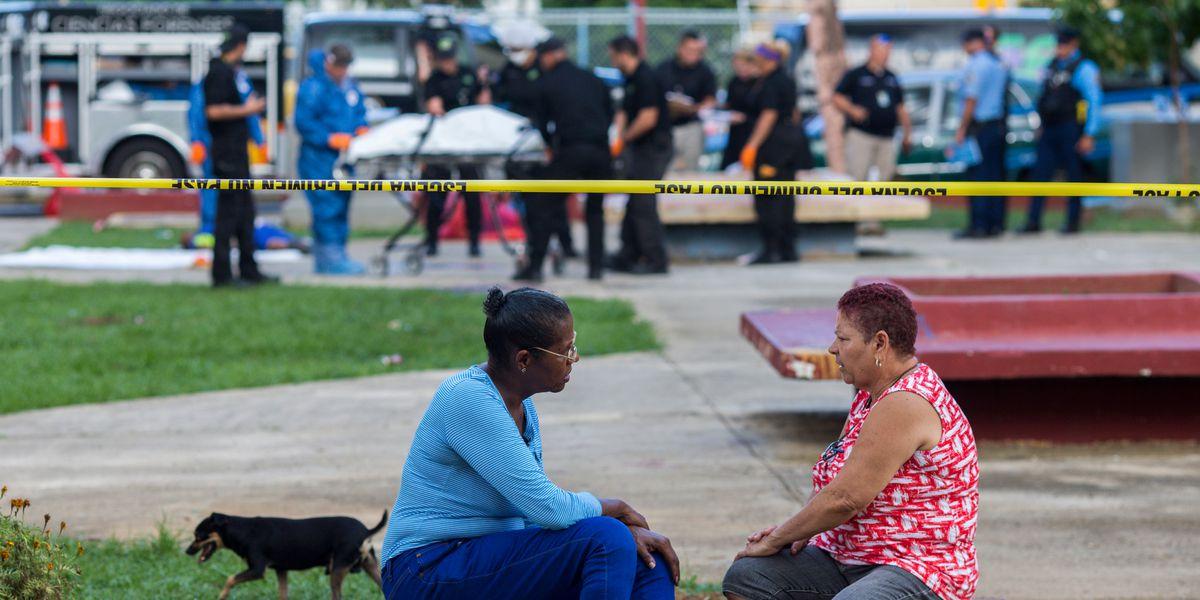 Shooting kills 6 in Puerto Rico, leads to emergency meeting