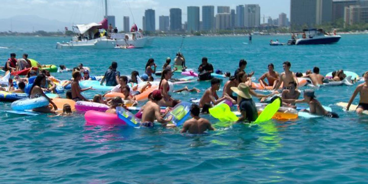 State to organizers of 'floatilla' planned for Oahu: Cancel or face arrest