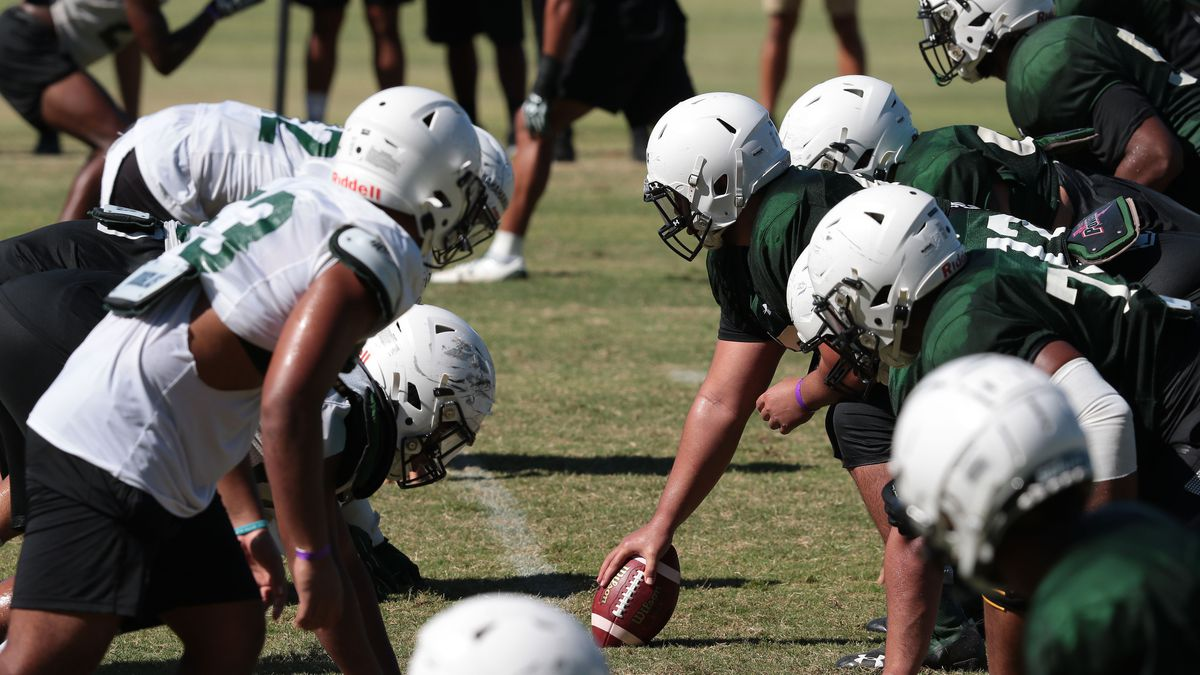 'Bows struggling offensive line ready to bounce back against Nevada